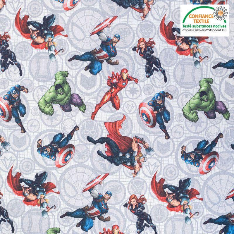 Avengers combat