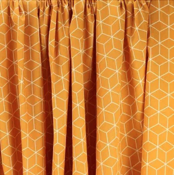 Cubes jaunes
