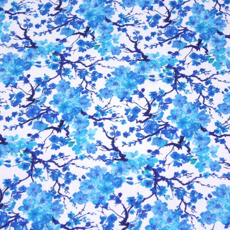 Sakura bleu