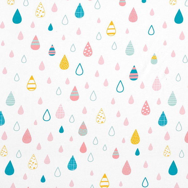 gouttes d'eau