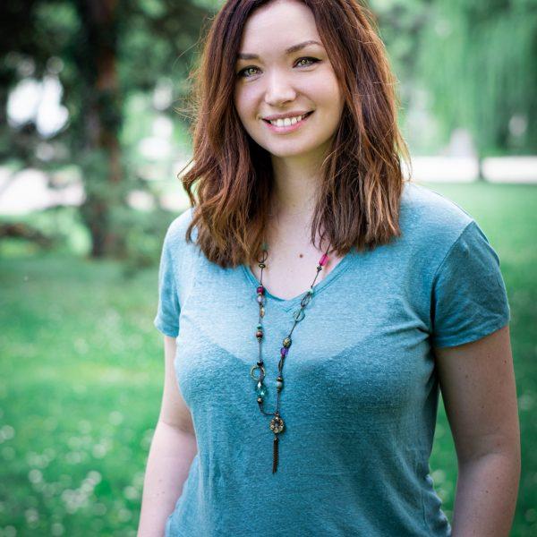 Portrait Gabrielle